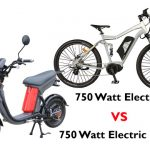 New Electric Mopeds for adults vs Electric Bike comparison 7