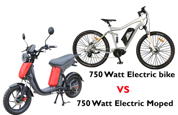 Electric Mopeds 101. What Are They and are they right for me? 2