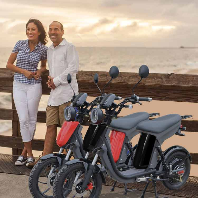Latest Electric mobility scooters Evolts O3 Series 3 4
